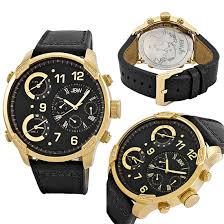 jbw men s and women s watches 199 99 for jbw men s g4 watch black band and gold bezel j6248lf 350 list price