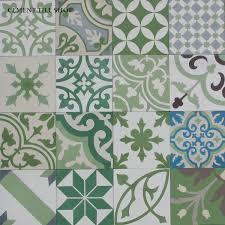 Decorative Cement Tiles kitchen backsplash Cement Tile Shop Blog 21