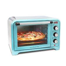 Retro Toasters americana 6 slice of bread or 12 in pizza retro toaster oven blue 6291 by uwakikaiketsu.us