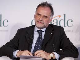 Il vice ministro dell'Economia, Massimo Garavaglia