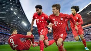Packed in a gift box. Bundesliga How Will Bayern Munich Line Up Without Injured Top Scorer Robert Lewandowski