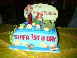 Birthday Cake Square Picture Of Fresh One Bakery Surabaya