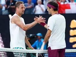 The seven match points Federer saved against Tennys Sandgren ...