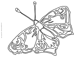 You can use our amazing online tool to color and edit the following blank coloring pages. Butterfly My Coloring Land