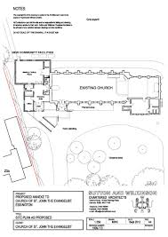 Drawings Site Site Drawings St Johns Church Essingtonst Johns Church Essington