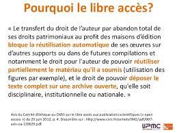 Doctorat Sciences - Libre Accès Et Archives Ouvertes