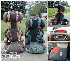 graco backless turbobooster car seat reviews graco backless