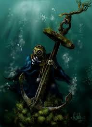 Scubadiverart Art дайвинг подводный и картины