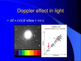 Doppler Effect And Light Ppt The Doppler Effect Powerpoint Presentation Free