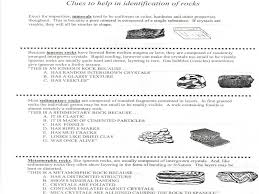 Rocks and Minerals Worksheets | Homeschooldressage.com