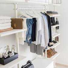 neatfreak closetmax system 3 shelf closet organizer beautiful black