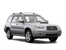 Subaru Forester 2007 Wheel Tire Sizes Pcd Offset And