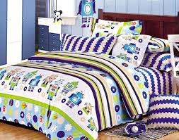 Kids Quilts Sets – co-nnect.me & ... Furniture Bedroom 100 Cotton Minecraft Bedding Sets Boys Robot Queen  Quilt Cover Boys Kids Bedding Single ... Adamdwight.com