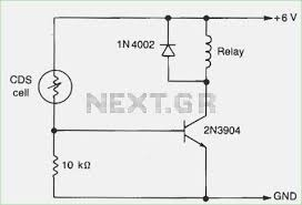 photoelectric cell wiring diagram squished me Lamp Post Wiring-Diagram electric cell wiring diagram crayonbox
