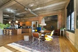 Interior Design Loft Apartments With The Industria X - Decorating loft apartments