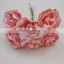 Paper Flower Suppliers Handwork Colorful Paper Flower Chocolate Flower Candy Box