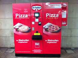 Vending Machine Pizza Maker Enchanting Pizza Vending Machine USmachine