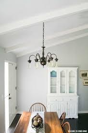 chandelier makeover 14