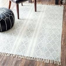 gray and white area rug handmade off white area rug gray area rug 8x10