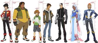 Voltron Legendary Defender Height Chart Image Result For Voltron Paladins Height Coran Voltron