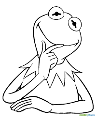 Small Picture The Muppets Coloring Pages Disney Coloring Book