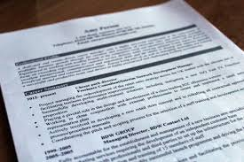 ways to write a resume for a non profit agency wikihow