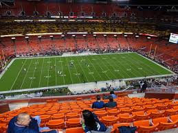Charles E Smith Center Seating Chart Fedexfield View From Upper Level 429 Vivid Seats