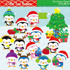 cute penguin christmas clipart. Delighful Clipart Image 0 With Cute Penguin Christmas Clipart