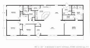 ranch home floor plans with walkout basement luxury open floor plans ranch homes inspirational 5 bedroom