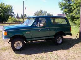 full size bronco find used full size bronco 4x4 v 8 lock out hubs new paint fresh