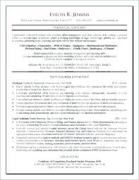 Paralegal Resume Delectable Sample Entry Level Paralegal Resume Sample Professional Resume