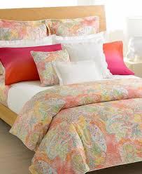 Paisley Bedroom Lauren Ralph Lauren Jamaica Comforter King Jamaica Coral Paisley