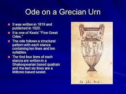 ode on a grecian urn by john keats ppt video online  4 ode on a grecian urn
