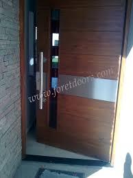 modern wood exterior doors. exterior doors · modern d022 wood .