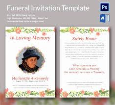 Free Funeral Program Templates Download Awesome Free Funeral Program Template Awesome Free Funeral Service Program