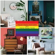 furniture design 2017. Popular Interior Paint Colors 2017 Design Trends 016 Furniture