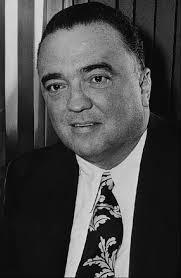 (J. Edgar Hoover) - hoover