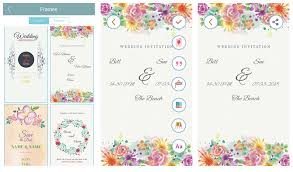 6 Digital Wedding Invitation Apps To Save Money And Time