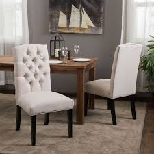 upholstered dining room chairs best upholstered parsons chairs od