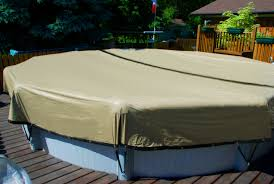 Ultimate Oval Winter Pool Cover Poolstorecom