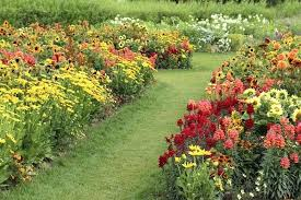 perrenial garden designs here are some lovely and lush perennial gardens these gardens are filled with