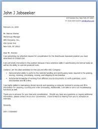 Entry Level Data Analyst Cover Letter Best Of Warehouse Associate