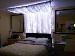 Charming DIY Canopy Bed With Lights with Best 25 Diy Canopy Ideas On ...