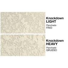 Wall Knockdown WaterBased Spray Texture-4065-06 at The