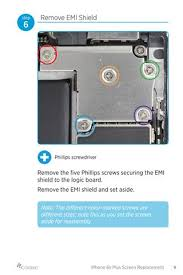 Iphone 6 Plus Screw Size Chart Icracked Iphone 6s Plus Repair Guide By Icracked Issuu
