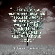Quotes On Grief Inspiration 48 Best Grief Quotes And Sayings