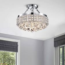 high quality design of how to hang a chandelier on vaulted ceiling with regard to property prepare antonia 4 light crystal semi flush mount chandelier