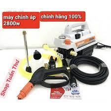 Máy rửa xe, máy rửa xe mini Ergen EN-6728 - Công suất lớn 2800W- Có núm  điều chỉnh áp lực nước ̣̣( Hàng Chính Hãng) chính hãng 1,850,000đ