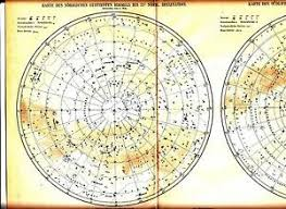 Star Charts For Southern Hemisphere Details About Ca1900 Antique Star Chart Astronomy Map Northern And Southern Hemispheres Old
