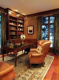 office decorations for men. Astounding 33 Stylish And Dramatic Masculine Home Office Design Ideas : Decorations For Men P